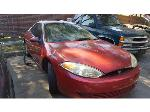 Lot: 06 - 2001 Mercury Cougar