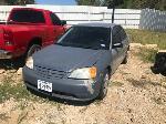 Lot: 320 - 2001 Honda Civic