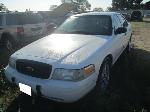 Lot: 1016-10 - 2001 FORD CROWN VICTORIA