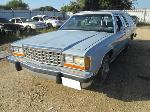 Lot: 1016-11 - 1986 FORD CROWN VICTORIA