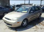 Lot: A6211 - 2002 Ford Focus - Runs