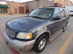 Lot: A6213 - 2002 Ford Expedition Eddie Bauer Ed. - Runs