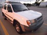 Lot: A6214 - 2001 Nissan Xterra - runs