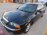 Lot: A6215 - 2001 Lincoln LS - Runs