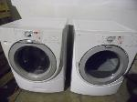 Lot: A6220 - Working Whirlpool Duet Washer Dryer Set