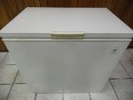 Lot: A6222 - Working GE 8 Cubit Foot Chest Freezer