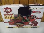 Lot: A6233 - Factory Sealed Chef's Secret Cookware Set