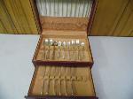 Lot: A6244 - Vintage WM Rogers Silverware Set
