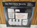 Lot: A6246 - Factory Sealed Home Security System
