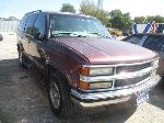 Lot: 404-380463 - 1997 CHEVY TAHOE SUV