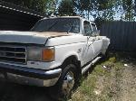 Lot: 408-A11209 - 1990 FORD F350 SUPER DUTY PICKUP