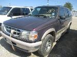 Lot: 413-A04468 - 1997 FORD EXPLORER SUV