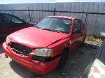 Lot: 418-213780 - 2002 HYUNDAI ACCENT