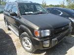 Lot: 419-015295 - 1997 INFINITI QX4 SUV