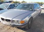 Lot: 527 - 1998 BMW 740IL