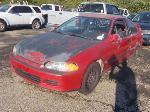 Lot: 552 - 1995 HONDA CIVIC