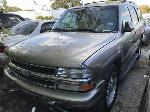 Lot: 117168 - 2001 Chevrolet Tahoe SUV