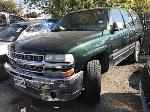 Lot: 152314 - 2001 Chevrolet Tahoe SUV