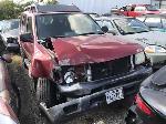 Lot: 596142 - 2001 Nissan Xterra SUV
