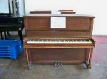 Lot: 400 - GULBRANSEN PIANO