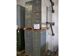 Lot: 408 - (6) ASSORTED FILE CABINETS
