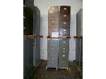 Lot: 414 - (6) ASSORTED FILE CABINETS