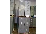 Lot: 415 - (6) ASSORTED FILE CABINETS