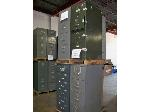 Lot: 416 - (6) ASSORTED FILE CABINETS