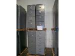 Lot: 417 - (6) ASSORTED FILE CABINETS