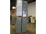 Lot: 418 - (6) ASSORTED FILE CABINETS