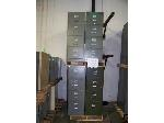 Lot: 423 - (6) ASSORTED FILE CABINETS