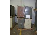 Lot: 426&427 - (12) ASSORTED SMALL FILE CABINETS