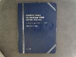 Lot: 3869 - MORGAN COIN COLLECTION BOOK 1898-1921