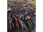 Lot: 10656 - (Approx 200) Bicycles
