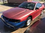 Lot: 27 - 1996 Ford Mustang