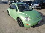 Lot: 05-46292 - 2002 Volkswagen Beetle