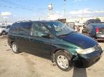Lot: 09-46448 - 2001 Honda Odyssey Van