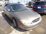 Lot: 15-46789 - 2002 Ford Taurus