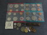Lot: 3898 - KENNEDY HALF, BARBER & SEATED DIMES & PROOF SETS