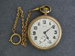 Lot: 3905 - ILLINOIS POCKET WATCH