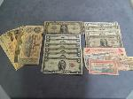 Lot: 3910 - 1935 BROWN SEAL HAWAII SILVER CERTIFICATE