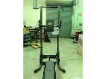 Lot: 10 - Pull Up / Curl Station and Bench
