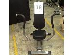 Lot: 18 - Steelflex Chest Press Machine