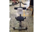 Lot: 19 - Steelflex Bicep Curls Machine