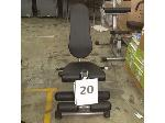 Lot: 20 - Steelflex Leg Extension Curl Machine