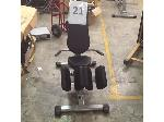 Lot: 21 - Steelflex Hip Abduction Machine