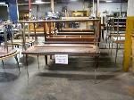 Lot: 550 - (7) Assorted Classroom Tables