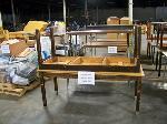 Lot: 551 - (5) Assorted Classroom Tables