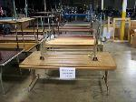 Lot: 553 - (6) Assorted Classroom Tables