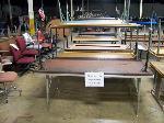 Lot: 555 - (7) Assorted Classroom Tables